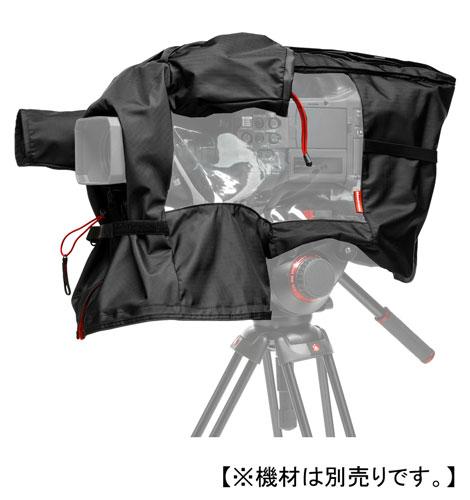 Manfrotto PL RC-10レインカバー #MB PL-RC-10『1~2営業日後の発送』アクセサリーを装着した中型のビデオカメラやリグをセットした小型ビデオカメラにおすすめのレインカバー [前機種:KT PL-VA-801-10][fs04gm][02P05Nov16]