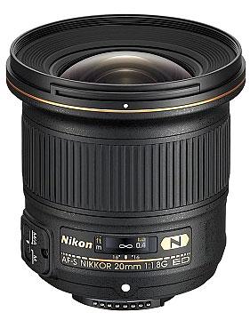 ニコン AF-S NIKKOR 20mm f/1.8G ED『即納~2営業日後の発送』FXフォーマット対応単焦点超広角レンズ[02P05Nov16]