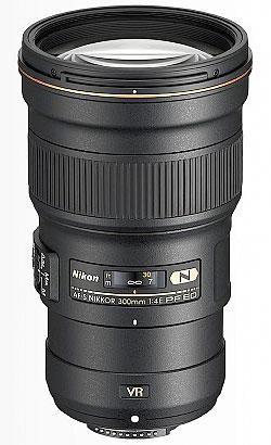 ニコン AF-S NIKKOR 300mm f/4E PF ED VR Nikon単焦点望遠レンズ『納期2ヶ月ほど予約』位相フレネルレンズ搭載で小型化を実現させたFXフォーマット対応300mmF4レンズ[02P05Nov16]