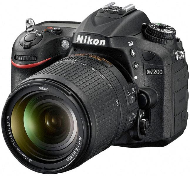 Nikon D7200 18-140VR レンズキット『即納~2営業日後の発送』