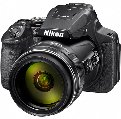 Nikon COOLPIX P900 光学83倍超望遠ズームレンズ付コンパクトデジタルカメラ[02P05Nov16]