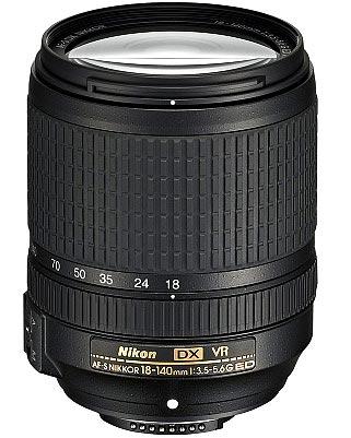 ニコン AF-S DX NIKKOR 18-140mm f/3.5-5.6G ED VR『納期1週間程度』[fs04gm][02P05Nov16]
