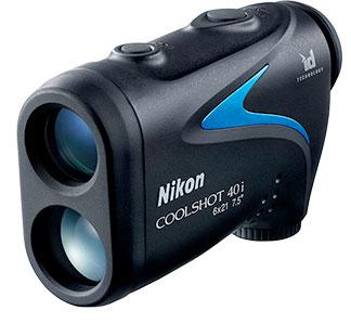 Nikon ゴルフ用レーザー距離計 COOLSHOT 40i 高低差測定可能なレーザー距離計[02P05Nov16]