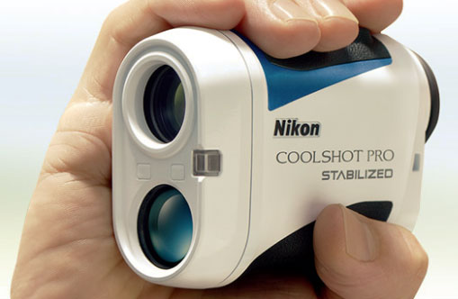 Nikon COOLSHOT PRO STABILIZED 直線モードサイン付携帯型レーザー距離計 [02P05Nov16]