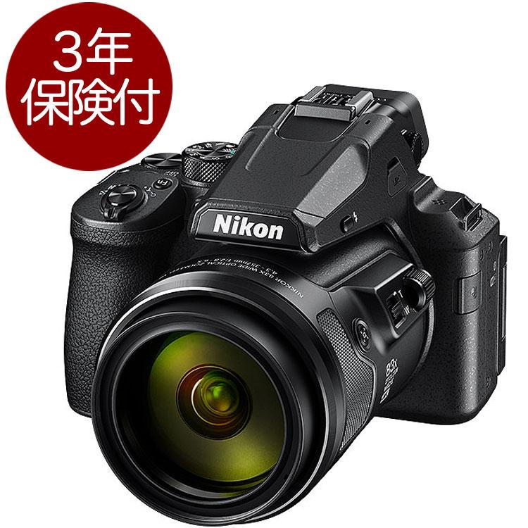 当店限定 ポイント2倍 送料無料 3年保険付 Nikon COOLPIX 02P05Nov16 オープニング 大放出セール 光学83倍超望遠ズームレンズ付コンパクトデジタルカメラ P950 在庫一掃