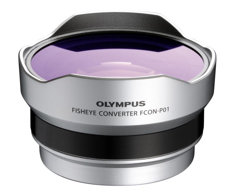 OLYMPUS フィッシュアイコンバーター FCON-P01『1~3営業日後の発送』[02P05Nov16]【コンビニ受取対応商品】