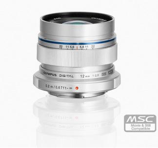 OLYMPUS M.ZUIKO DIGITAL ED12mmF2.0『1~2営業日後の発送』大口径単焦点広角レンズ [fs04gm][02P05Nov16]