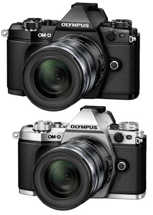 OLYMPUS OM-D E-M5 MarkII 12-50mmEZレンズキット『1~3営業日後の発送』5軸手ぶれ補正搭載ミラーレスデジタル一眼 EM5 MK2ボディ+M.ZUIKO DIGITAL ED12-50mm F3.5-6.3EZ BLK Lens Kit【smtb-TK】[02P05Nov16]【コンビニ受取対応商品】