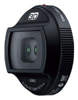 Panasonic LUMIX G 12.5mm/F12 3Dレンズ H-FT012『即納-3営業日後の発送』[左右2つのレンズで同時に撮影して、3D画像が記録できる独自の3Dレンズ][02P05Nov16]