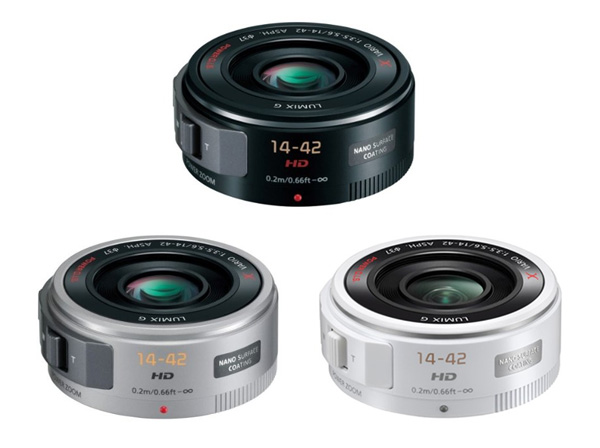Panasonic LUMIX G X VARIO PZ 14-42mm/F3.5-5.6 ASPH./POWER O.I.S (H-PS14042)『3~4営業日後の発送予定』[沈胴式レンズ機構を採用し、小型・軽量と高い描画性能を両立した標準ズームレンズ。]【smtb-TK】[02P05Nov16]