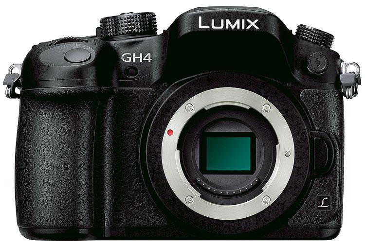 [3年保険付き]Panasonic LUMIX GH4 ボディーのみ 4K動画撮影可能ミラーレス一眼カメラ『2019年9月25日発売』[02P05Nov16]