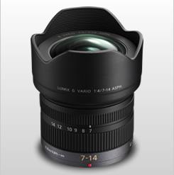 Panasonic LUMIX G VARIO 7-14mm/F4.0 ASPH.広角ズームレンズ『即納~2営業日後の発送』[fs04gm][02P05Nov16]