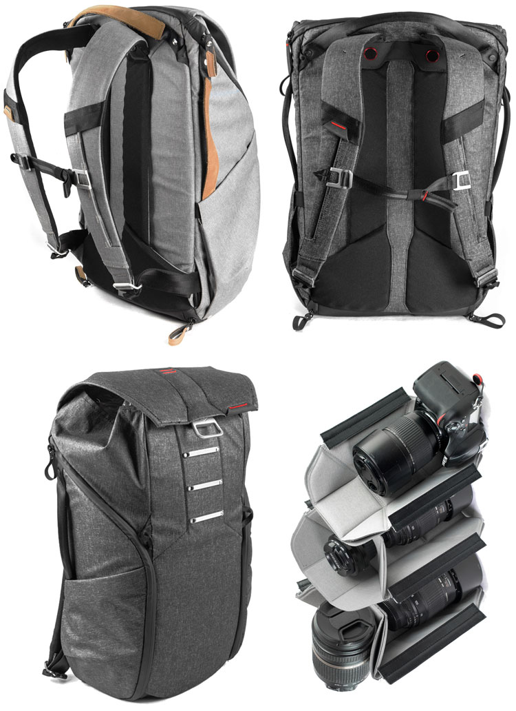 Sling type backpack camera bag  fs04gm  02P05Nov16  which is available for Peak  Design everyday backpack 30L  BB-30-BL-1 BB-30-AS-1