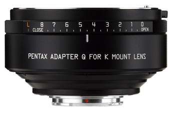 PENTAX Kマウントレンズ用アダプターQ『3~5営業日後の発送予定』[ペンタックスQシリーズでKマウントレンズが使用できるマウントアダプター。][02P05Nov16]【コンビニ受取対応商品】