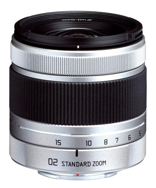 PENTAX 02 STANDARD ZOOM(5-15mmF2.8-4.5)『3~4営業日後の発送予定』ペンタックスQマウント3倍標準ズームレンズ[02P05Nov16]【コンビニ受取対応商品】