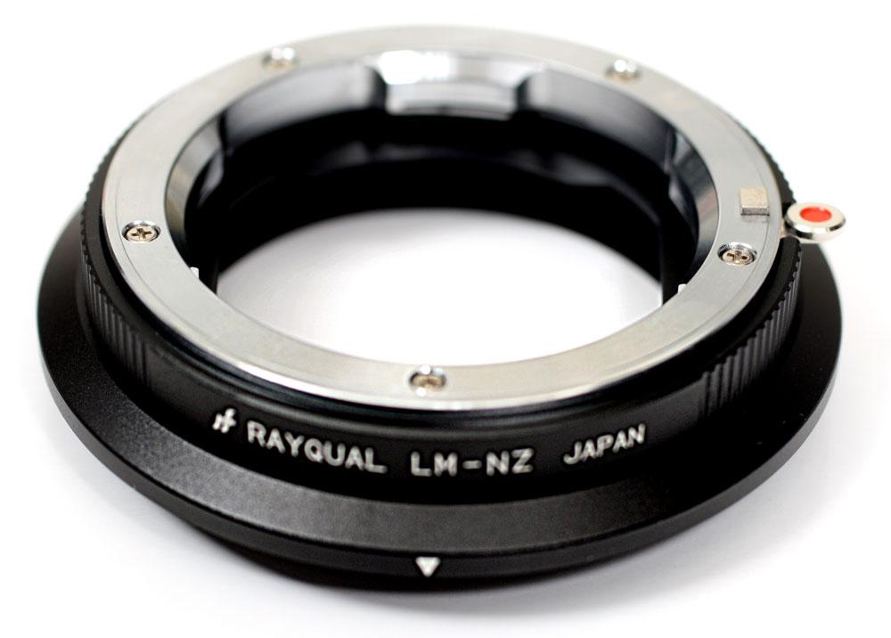 レイコール/宮本製作所 LM-NZ ライカM→ニコンZマウントアダプター[02P05Nov16]