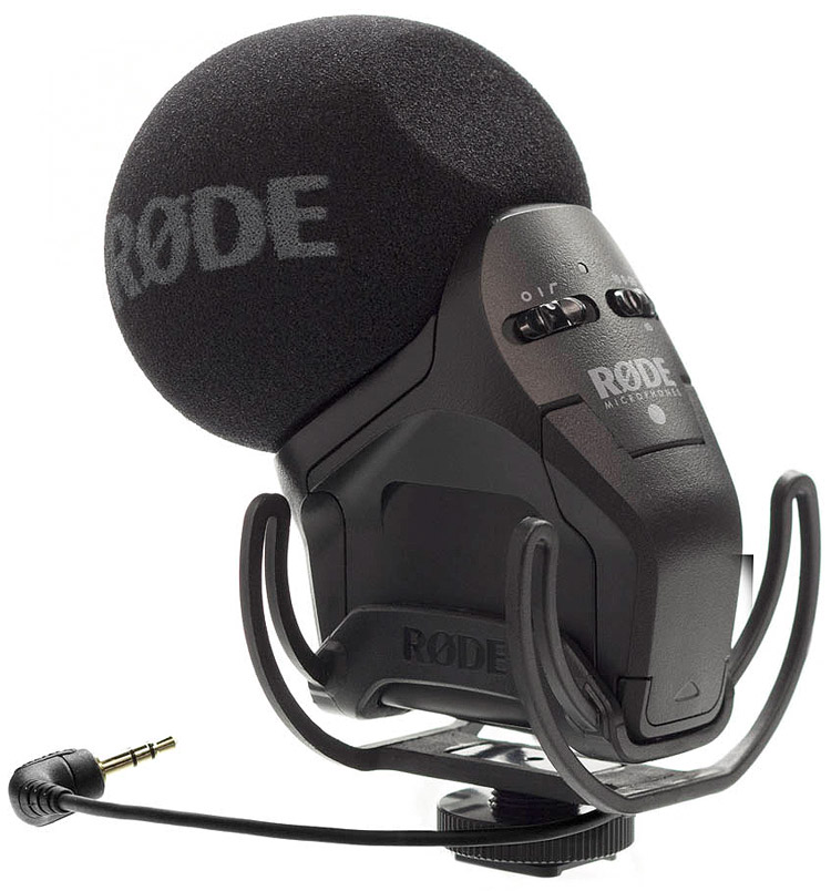 RODE ロードマイクロフォンズ Stereo VideoMic Pro Rycote 『1~3営業日後の発送予定』[fs04gm][02P05Nov16]
