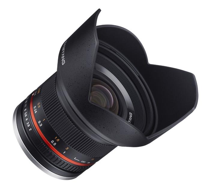 Samyang 12mm F2 NCS CS[ミラーレス用超広角マニュアルレンズ]『即納~マウントにより品切納期未定』【smtb-TK】[02P05Nov16]