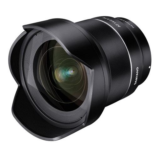 SAMYANG AF14mm F2.8 Sonyα FE フルサイズミラーレス対応超広角オートフォーカスレンズ JAN:8809298880316[02P05Nov16]