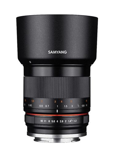 SamYang 35mm F1.2 ED AS UMC CS 標準レンズ『1~3営業日後の発送』[ミラーレスカメラ対応の標準画角レンズ]【smtb-TK】[fs04gm][02P05Nov16]