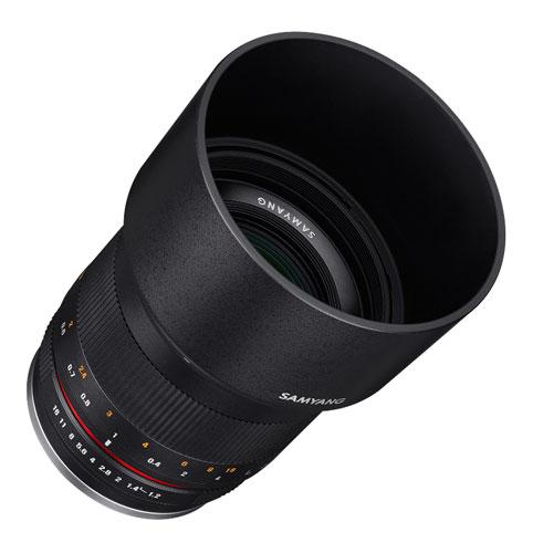 【棚ずれ品処分特価】Samyang 50mm F1.2 AS USM CS 中望遠マニュアルレンズ[02P05Nov16]