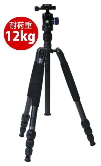 [耐荷重12kg] SIRUI N-Sシリーズ N-1004SK+K10X 小型アルミ4段三脚 4571375492524[02P05Nov16]