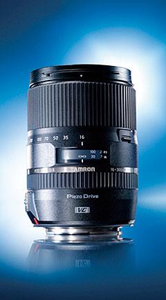 タムロン16-300mm F/3.5-6.3 DiII VC PZD MACRO Model B016 APS-Cデジタル一眼レフ用18.8倍高倍率手ブレ補正・定在波型超音波モーター搭載ズームレンズ[ニコンF / キヤノンEOS / ソニーαA][02P05Nov16]