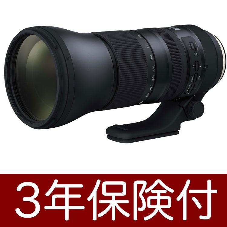タムロン SP 150-600mm F/5-6.3 Di VC USD G2 (Model A022) ニコンFマウント『即納~2営業日後の発送』手ブレ補正機構VC付150mmから600mmまでの超望遠ズームレンズ[fs04gm][02P05Nov16]