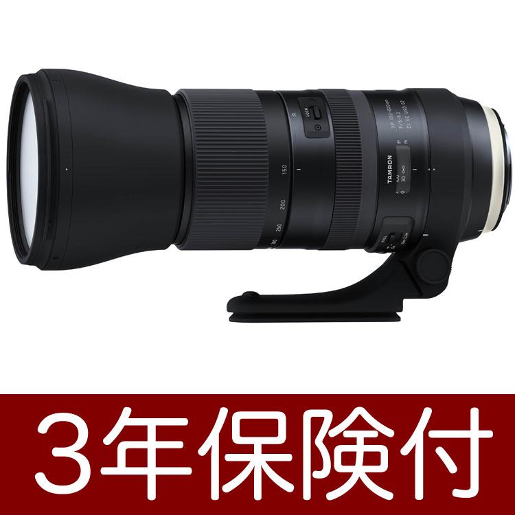 タムロン SP 150-600mm F/5-6.3 Di VC USD G2 (Model A022) キヤノンEOSマウント『即納~2営業日後の発送』手ブレ補正機構VC付150mmから600mmまでの超望遠ズームレンズ[fs04gm][02P05Nov16]