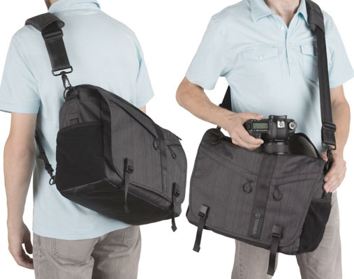 "Themba DNA15 Messenger camera bag 638-381 ""prompt delivery ~ 3 business days after shipping, 15 [fs04gm], [02P06Dec14]"