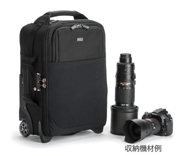 シンクタンクフォト エアポートインターナショナル V3.0 thinkTANKphoto キャリーローラー付カメラバッグ[fs04gm][02P05Nov16]