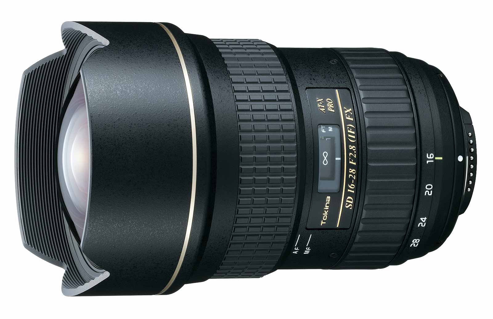 [延長2年保証/3年保険]トキナ AT-X16-28mmF2.8 PRO FX ニコンFマウント[SD16~28mmF2.8(IF)FX]『即納』【あす楽対応】フルサイズ撮像素子対応大口径広角ズームレンズ[02P05Nov16]