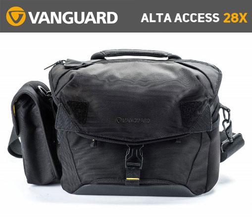 VANGUARD Alta Access 28X カメラバッグ Black メッセンジャーバッグ『2~3営業日後の発送』ヴァンガード アルタアクセス 28x ショルダーバッグ【smtb-TK】[fs04gm][02P05Nov16]