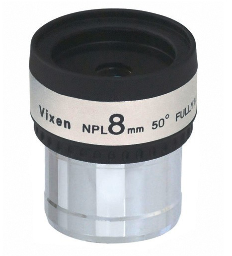 Vixen NPL8mm new Prosser 8 mm astronomical telescope eyepiece