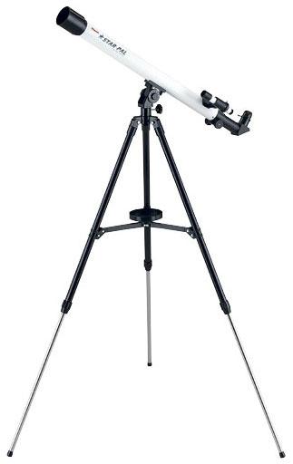 【送料無料】Vixen スターパル50L天体望遠鏡セット『納期1ヶ月ほど』三脚・アイピース付属ではじめてでも使える入門機!月面観察に最適[fs04gm][02P05Nov16]