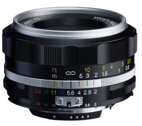 Voigtlander ULTRON 40mm F2 SL IIS Aspherical『即納』【あす楽対応】SilverRim シルバーリム[フォクトレンダー Ai-S ニコン用Nikon Ai-Sマウント単焦点レンズ]【smtb-TK】[fs04gm][02P05Nov16]