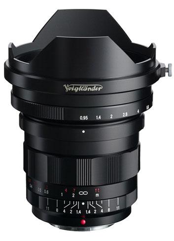 Voigtlander NOKTON 10.5mm F0.95 マイクロフォーサーズマウントカメラ用大口径超広角21mm相当画角F0.95Micro Four Thirdsレンズ[fs04gm][02P05Nov16]