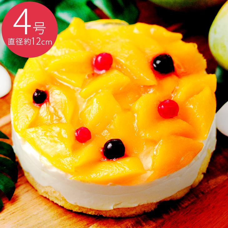 【ぎゅっと果実】マンゴーフルーツケーキ