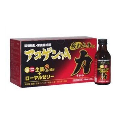 【第2類医薬品】アコゲンA 100ml×50本 1ケース 大昭製薬株式会社
