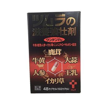【第2類医薬品】ワンテンPα 48カプセル 3個