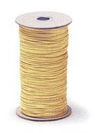 ケブラーひも 黄厚み 1.5mm 200m巻