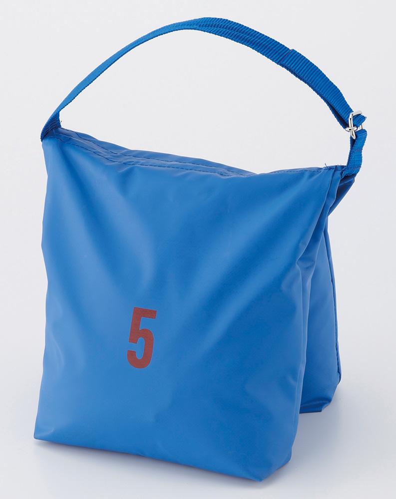 (メーカー直送)砂袋DX 5kg(5個1組)【銀行前払いまたはクレジット払い扱い】