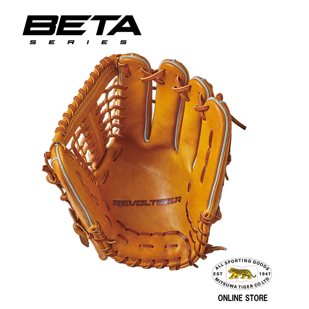 レボルタイガー硬式グラブ外野手用(送料無料)美津和タイガー硬式グラブRevol tiger【BETA】