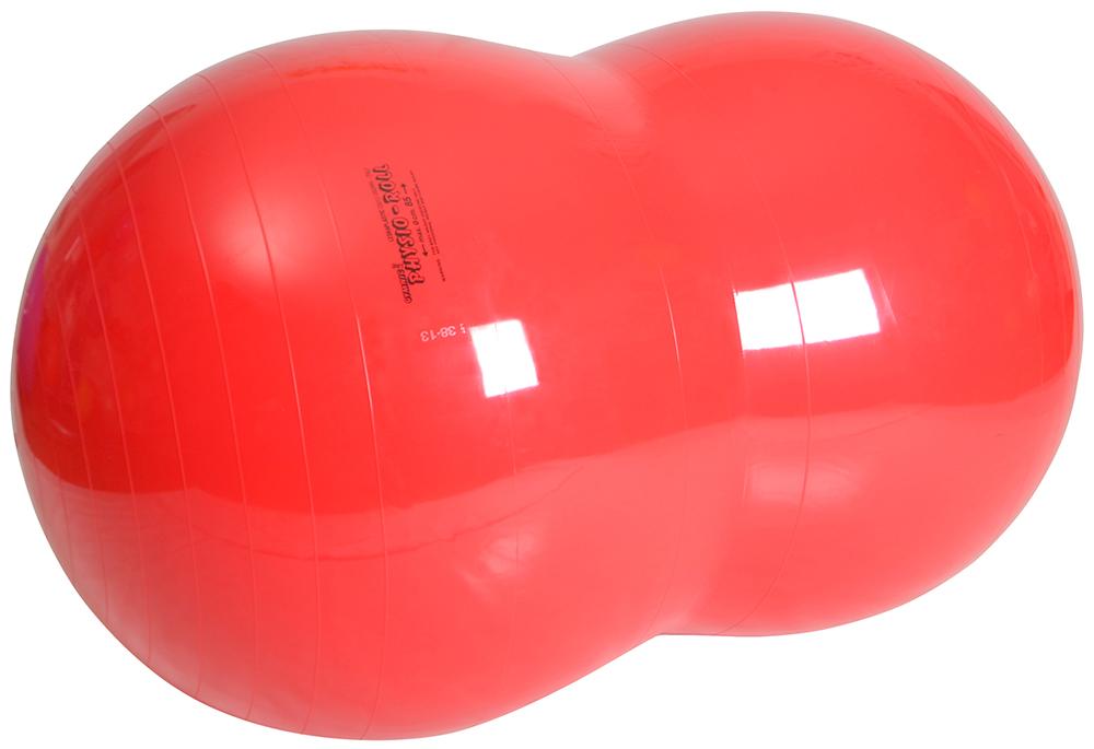 ギムニクフィジオロール85【バランスボールフィジオロール85】赤、ギムニクボール