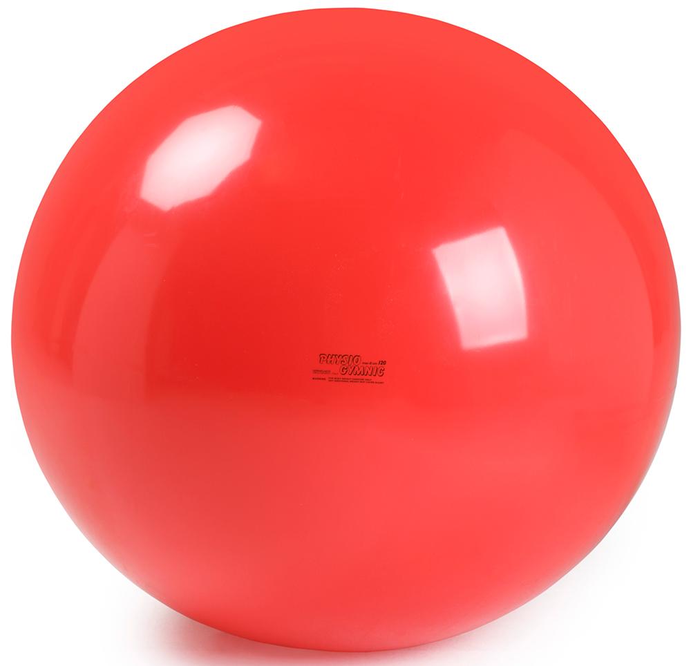 ギムニクボール120(バランスボール)レッド