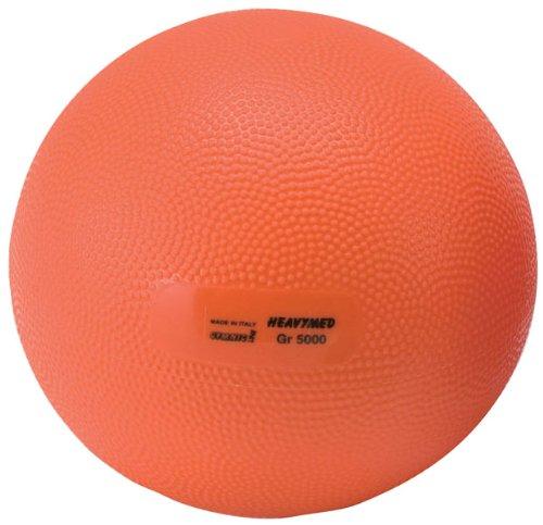ギムニクヘビーメディシンボール(オレンジ)5kg