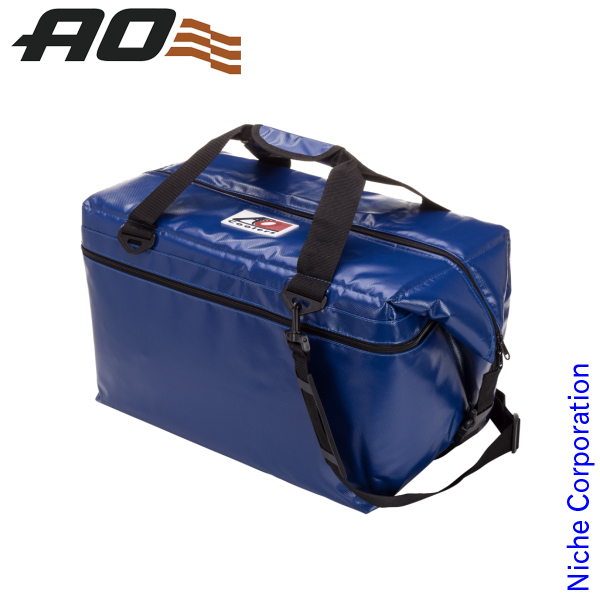 AOクーラーズ 48パック ソフトクーラー AOFI48-RB キャンプ用品