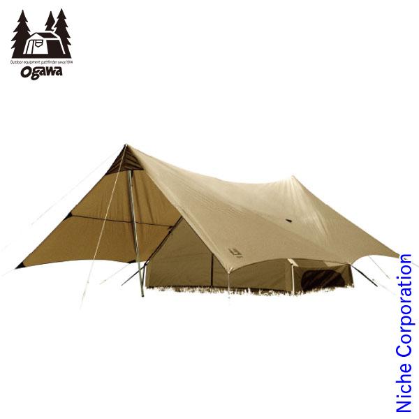 オガワキャンパル ( ogawa ) トリアングロ (5人用A型テント) 2745 キャンプ用品