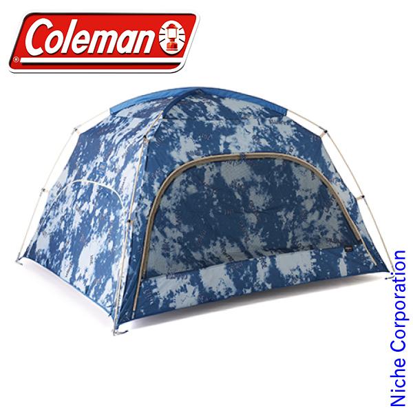 コールマン IL スクリーン IGシェード(タイダイ) 2000033130 キャンプ用品 インディゴ レーベル nocu