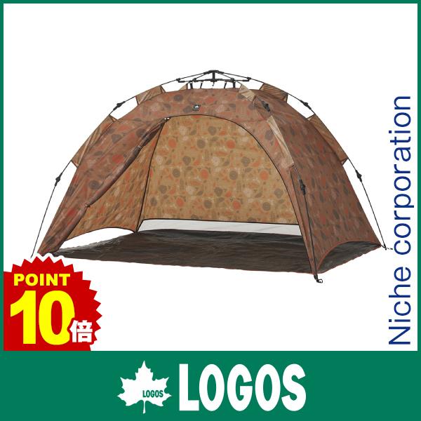 ロゴス Q-TOP フルシェード 200 (プランツ) 71600506 キャンプ用品